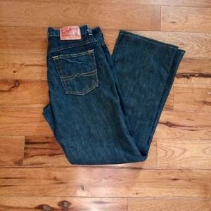 Lucky brand button fly jeans size 4